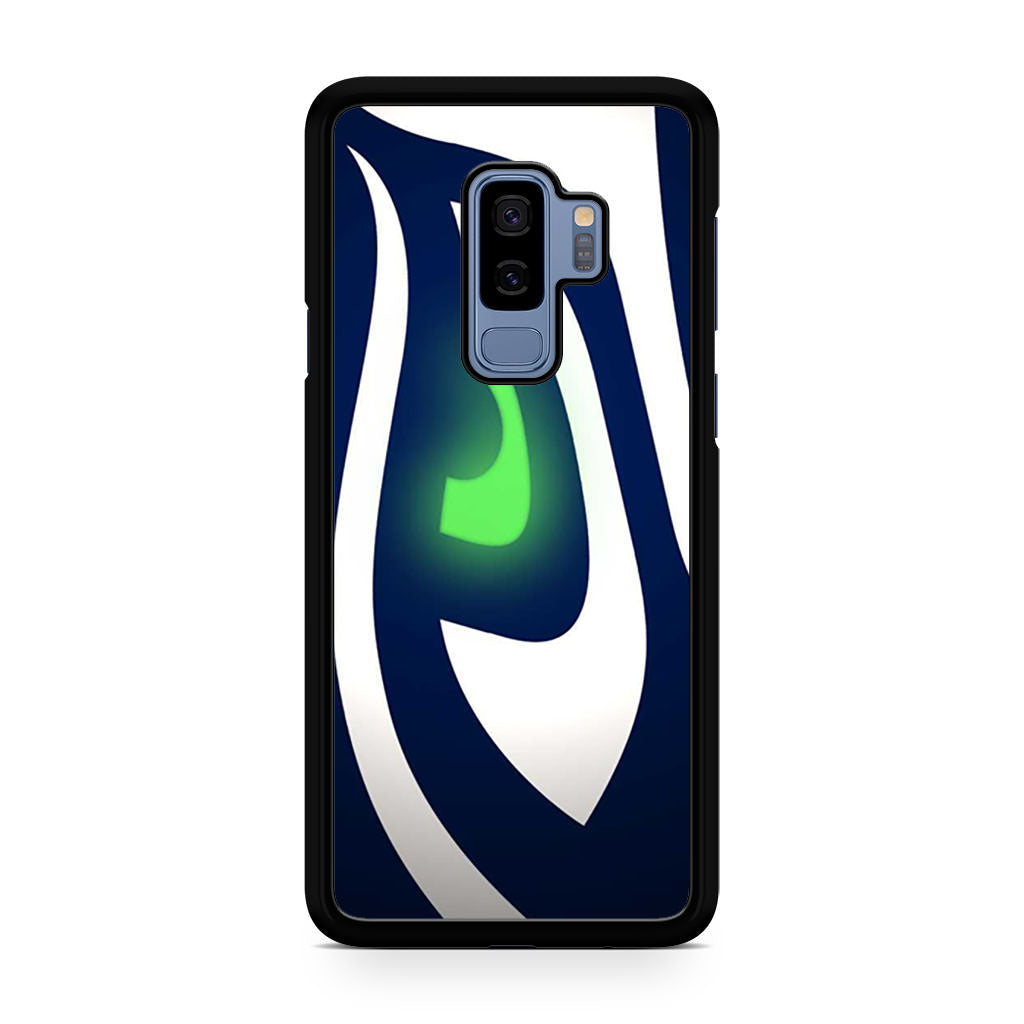 Seattle Seahawks Eye Samsung Galaxy S9/S9+ case