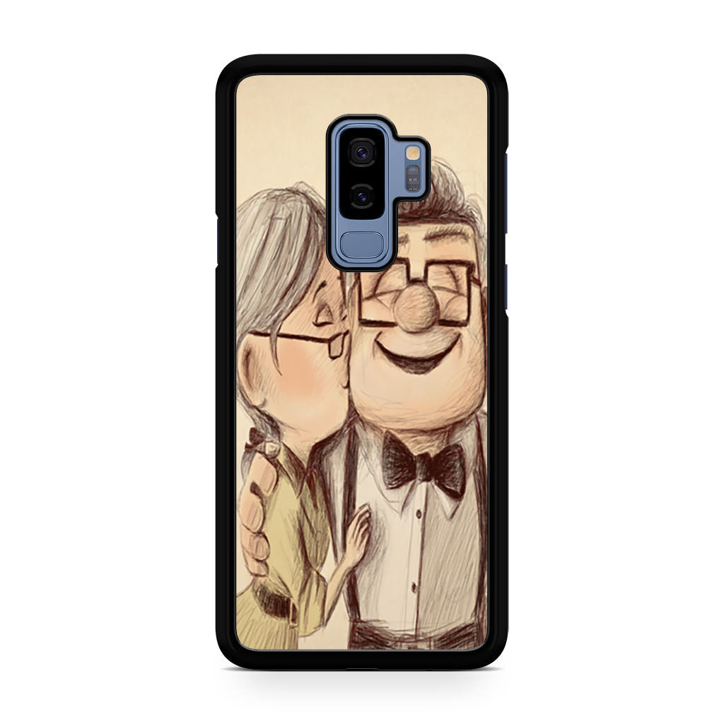 Carl And Ellie Samsung Galaxy S9/S9+ case