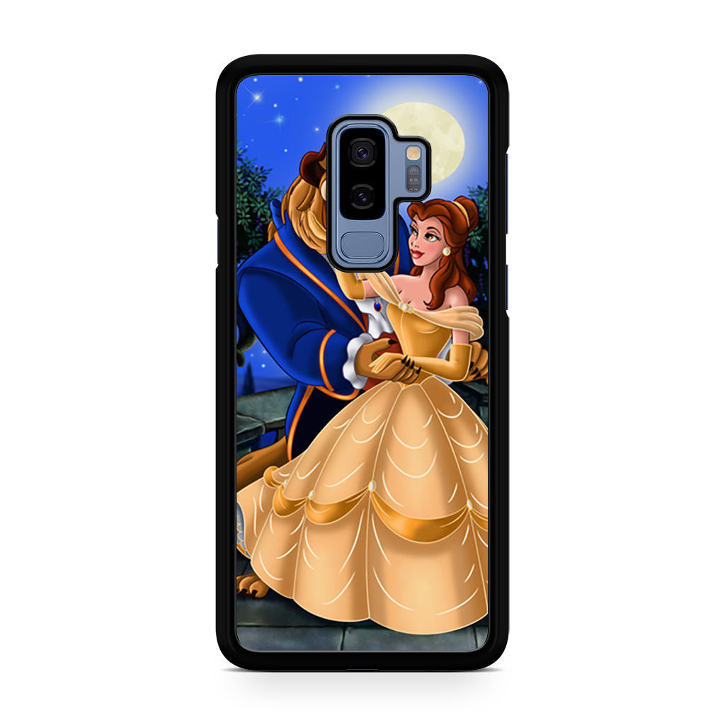 Beauty and The Beast Samsung Galaxy S9/S9+ case
