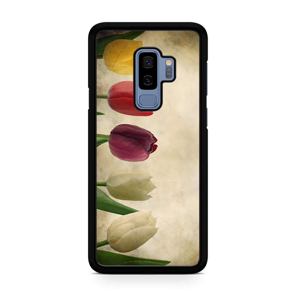 Tulip Art Samsung Galaxy S9/S9+ case