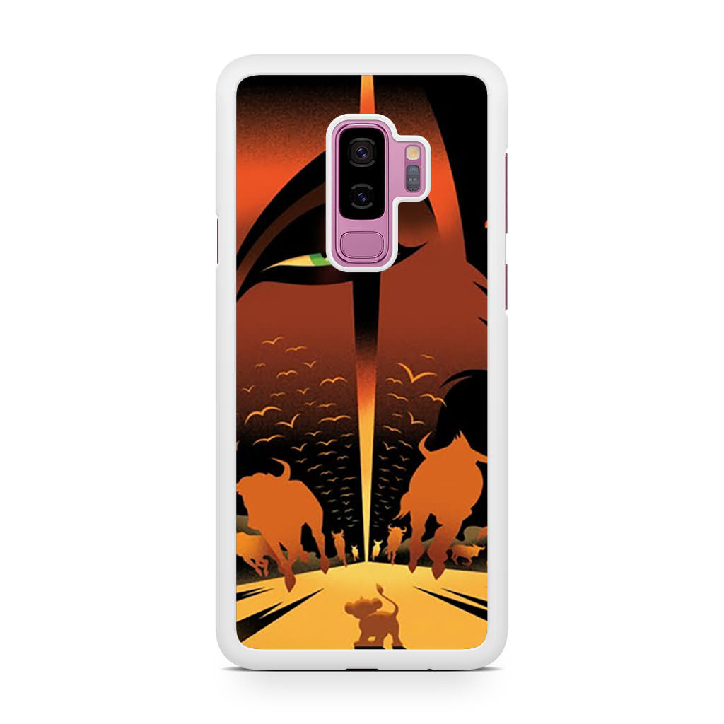Eric Tan Lion King Samsung Galaxy S9/S9+ case