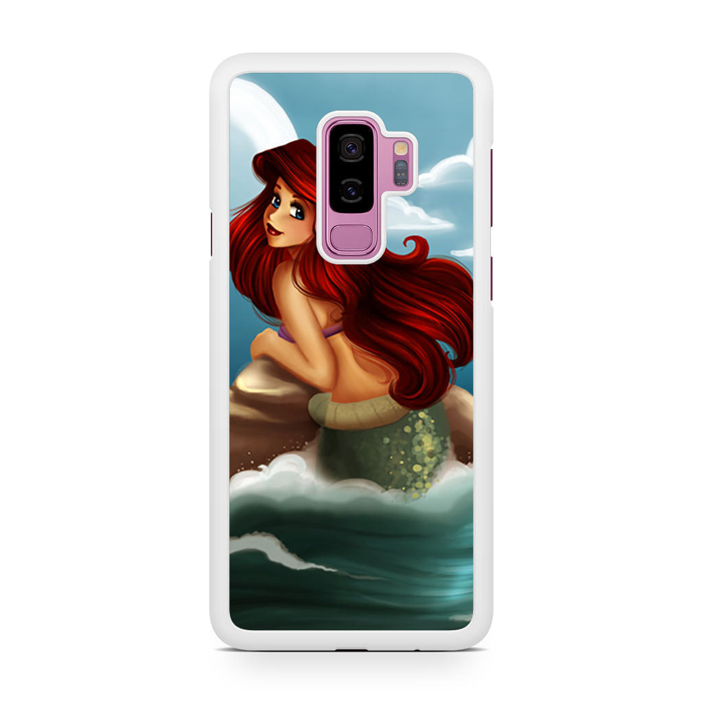Beautiful Little Mermaid Samsung Galaxy S9/S9+ case