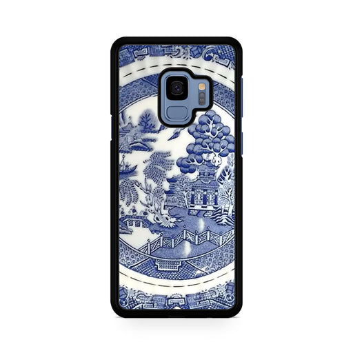Blue Willow China Pattern Samsung Galaxy S9/S9+ case