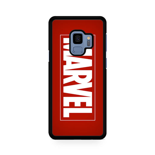 Marvel Logo Samsung Galaxy S9/S9+ case