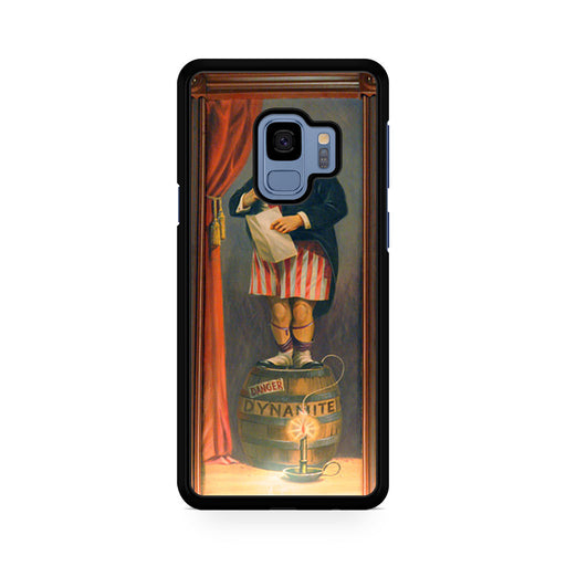 The Haunted Mansion Stretching Painting Dynamite Samsung Galaxy S9/S9+ case