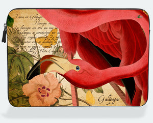 "Porta Laptop ""Flamingo de Galápagos"""