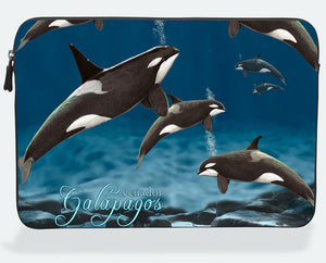 "Porta Laptop ""Orcas"""