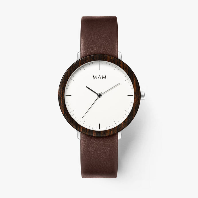 Timeless watch wood Mam Originals | FERRA 628