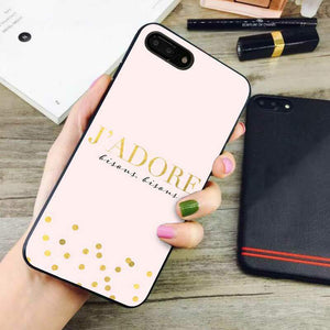 huge selection of c6a05 688a1 j'adore dior iphone iphone 8 plus cases
