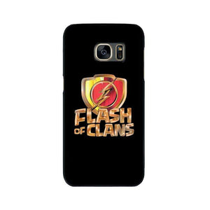 the flash of clans clash galaxy s6 edge case