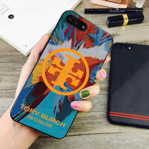 competitive price d4003 e3d00 tory burch first iphone 8 plus case