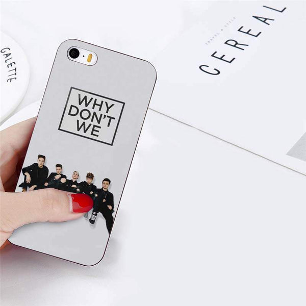 Why Don t We 13 iphone case
