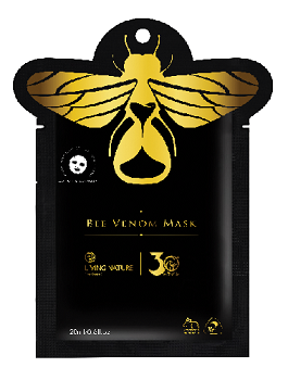 Living Nature Bee Venom Face Mask