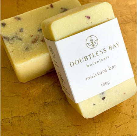 Doubtless Bay Botanicals Lemongrass & Lime Body Bar