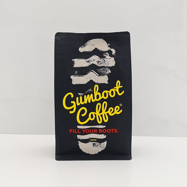 Gumboot Coffee - Beans 200g