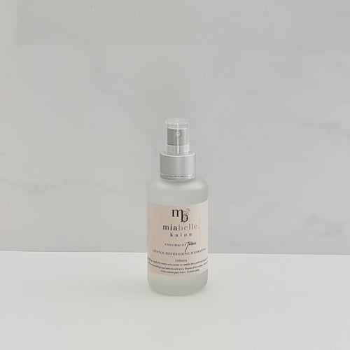 MiaBelle Rose Water Toner