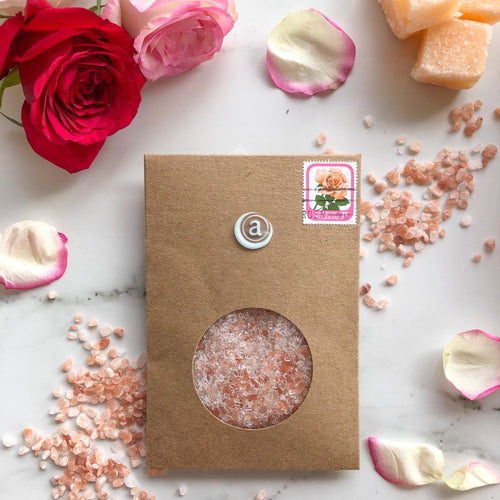 Anoint Pink Bath Salts Postable Envelope