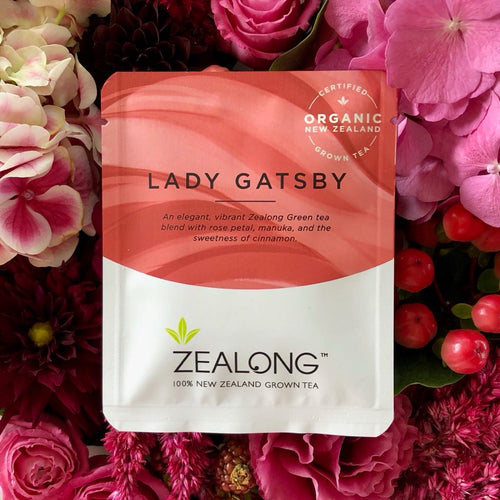 Zealong Tea Card - Lady Gatsby