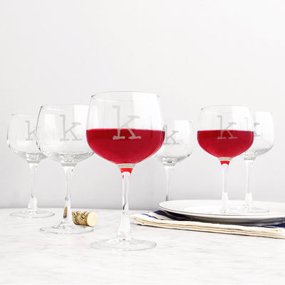 13 oz Red Wine Glass Set