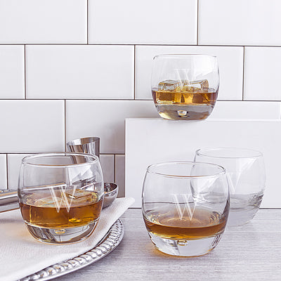 10.75 oz. Heavy Based Whiskey Glasses