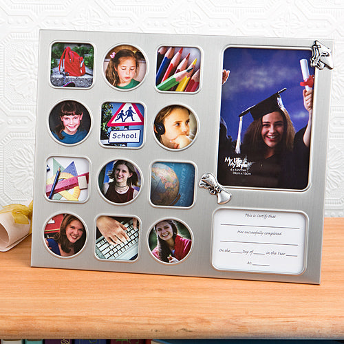 Multi Photo Graduation Frame