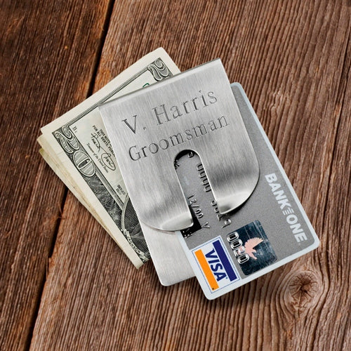 Harrison Money Clip