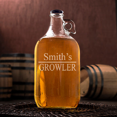 64 oz. Home Brew Beer Growler