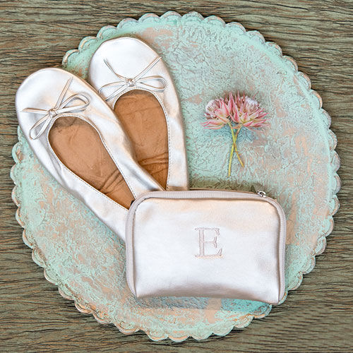 Bridesmaid Pocket Shoes