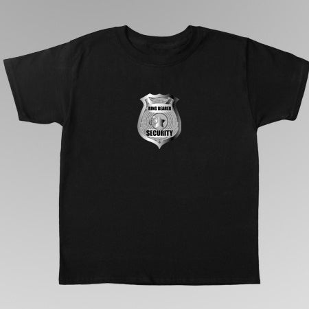 Ring Bearer / Junior Groomsman Logo Tees