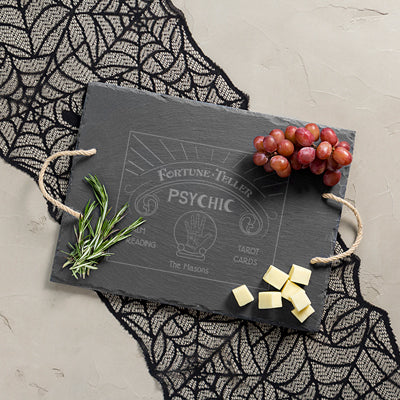 Fortune Teller Slate Serving Tray