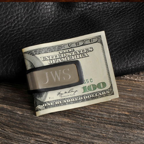 Sporty Fit Money Clip
