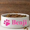 Personalized Pet Bowl (Small or Large)