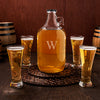 Craft Beer Growler & Pilsners Tasters Set