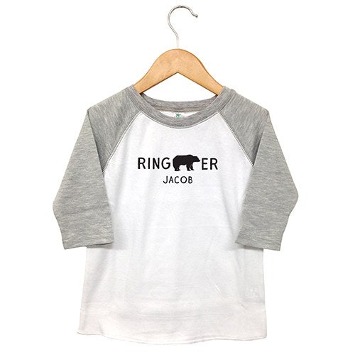 Ring Bearer Baseball T-Shirt