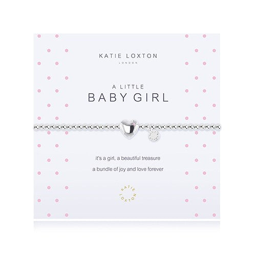 """A Little Baby"" Mom-to-be Bracelet"