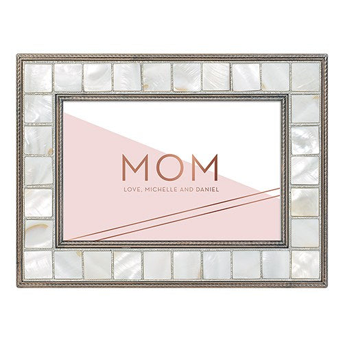 Mom Pearl Musical Jewelry Box