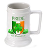 Personalized Irish Beer Steins