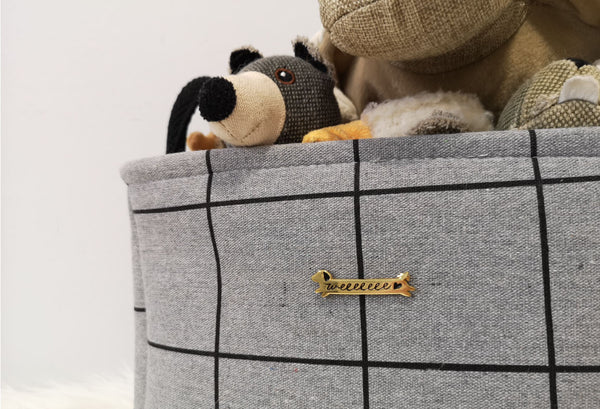 Decorating Storage Baskets