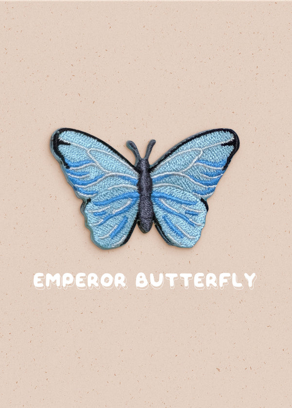 Emperor Butterfly Pin