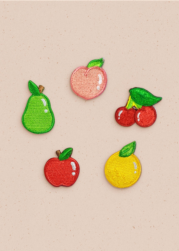 Fruit Pins