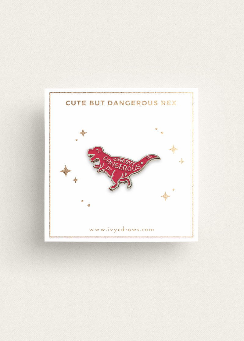 Cute But Dangerous Rex