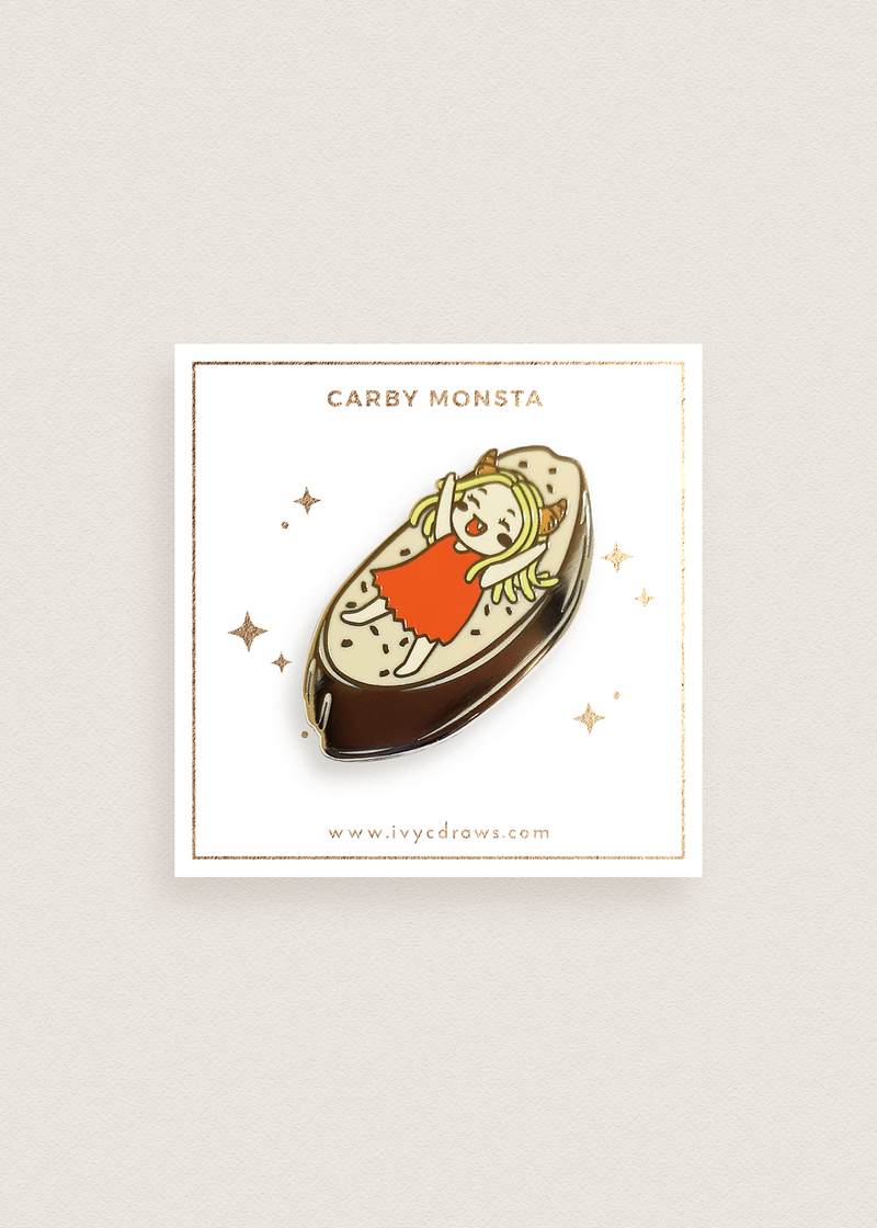 Carby Monsta Garlic Bread