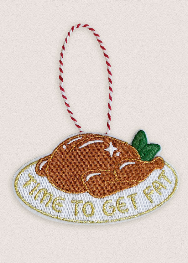 Holiday Turkey Ornament