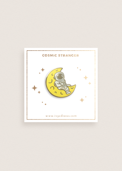 Cosmic Stranger Pin