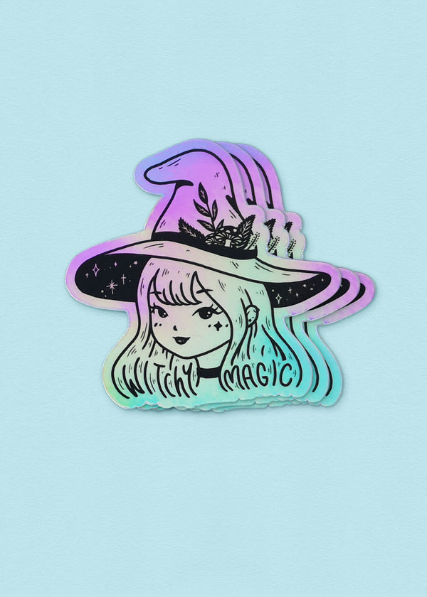 Witchy Magic Sticker