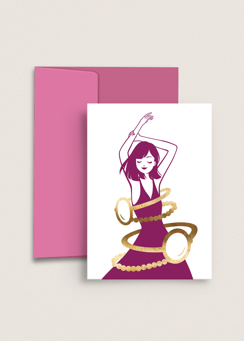 Greeting Card: Bridesmaids