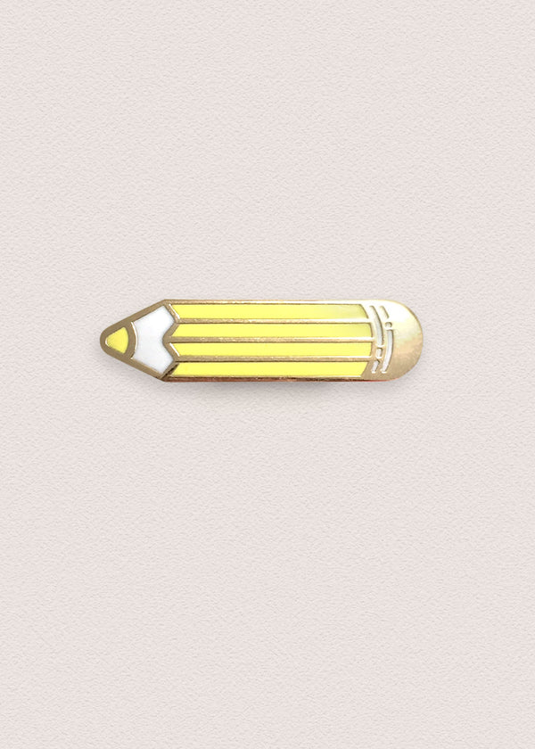 Lemon Yellow MIghty Pencil