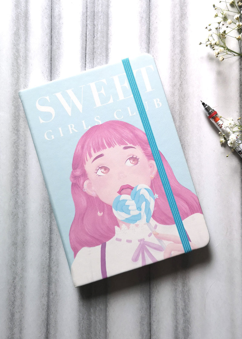 Sweet Girls Club Sketchbook