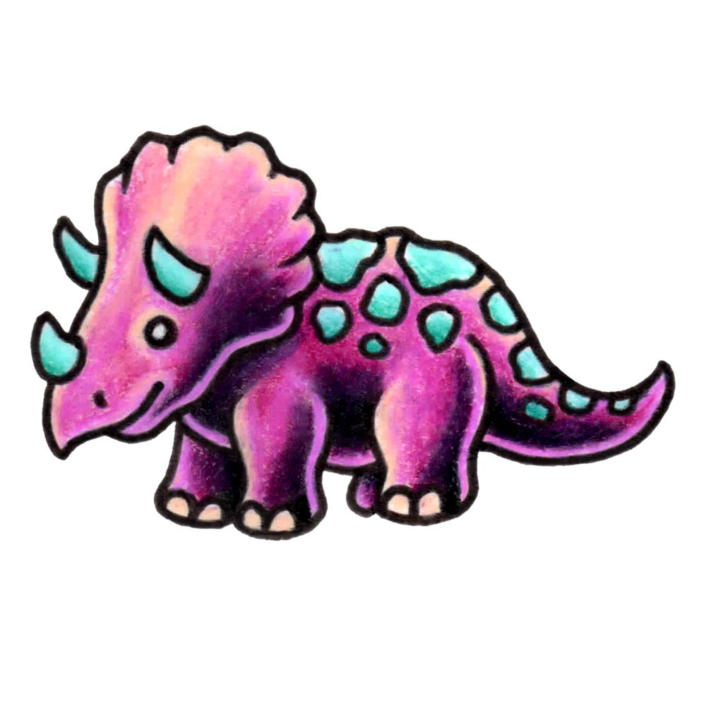 Triceratops - The Dinosaur Series - 2
