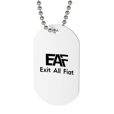 EAF Dog Tag